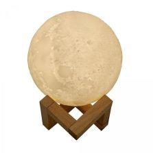 Fine Living Humidifier 3D Moon Lamp